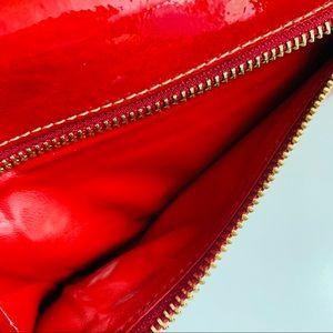 Dooney & Bourke Bags - Dooney & Bourke Patent Leather Large Wallet